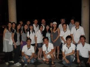 Graduation as Westlaw HK Student Representatives
