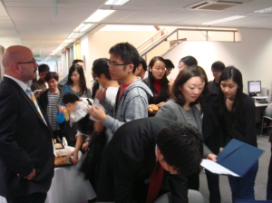 Westlaw HK Student Representative Programme Launch at Hong Kong University