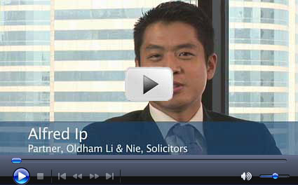 Alfred Ip talks about the new Westlaw HK