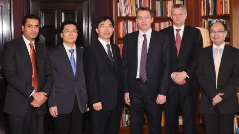 Thomson Reuters Signs Agreement with Korean Ministry of Government Legislation